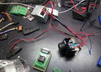 Ключи Mercedes, ремонт штатных иммобилайзеров, чип-тюнинг, EURO2