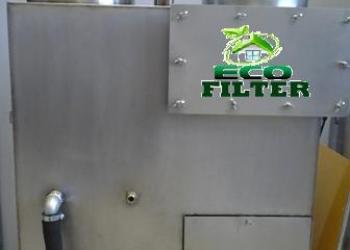 Гидрофильтр - экомодуль для очистка воздуха в ресторанах, кафе
