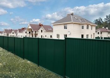 Забор из профнастила Премиум GRAND LINE