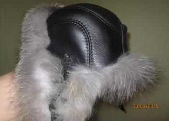 продам шапку из чернобурки недорого