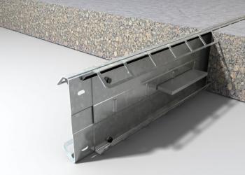 Температурный шов Permaban Eclipse в бетонных полах