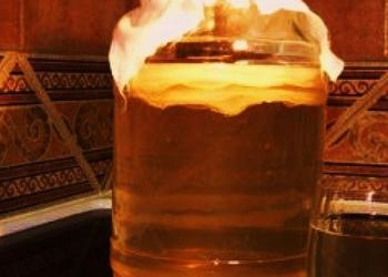 Чайный гриб - полезный напиток