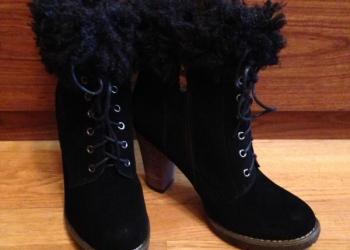 Новые ботинки - стильные