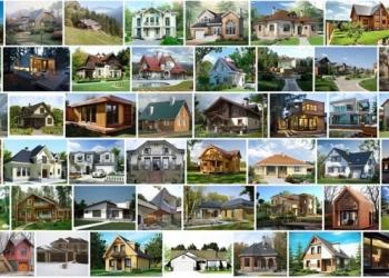 Строительство коттеджей и зданий из железобетонных панелей, плит и блоков, жби