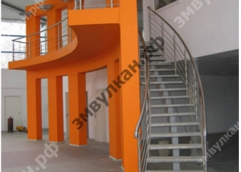 Металлоконструкции в архитектуре и интерьере