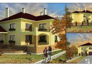 Продается черновой дом, постройки, участок