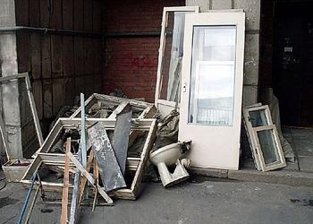 Вывоз мусора в Омске  от 100 кг до 10 тонн