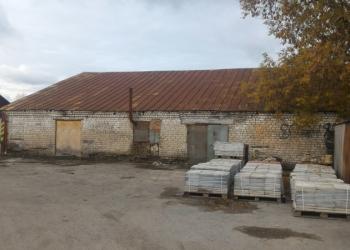 производственно-складское помещение с земельным участком