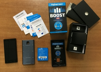 Highscreen Boost 3 PRO 32GB