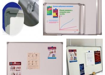 Офисные магнитно-маркерные доски от производителя.