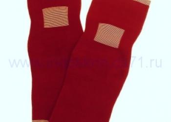 Гетры турмалиновые эластичные при болях в коленях и от варикоза