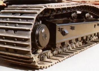 Ходовая запчасти Кранэкс ЕК-400 ЕК-400-03 ЕК-400-05 ЕК-450FS