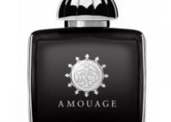 Amouage весь ассортимент парфюмерной воды