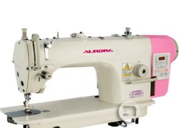 Прямострочная промышленная швейная машина Aurora A-8600/8600Н