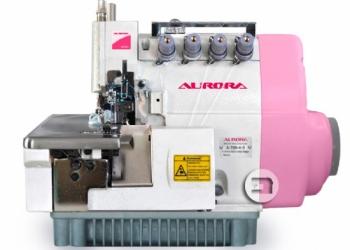 Промышленный 4-х ниточный оверлок Aurora A-700D-4 (Direct drive)