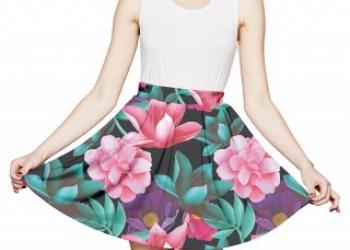 Женская одежда с принтом