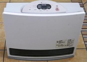 обогреватель газовый керосиновый тепловентилятор Япония