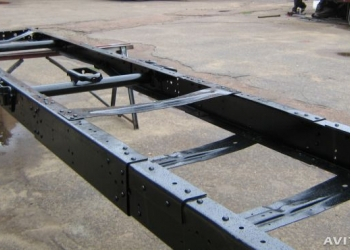 ремонт и сварка рам грузовых автомобилей