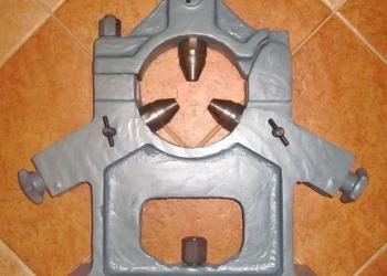 Люнет неподвижный 163.10/2.000 СБ кулачковый (20-160 мм) к станкам, 1М63,