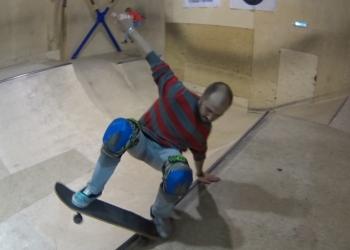 Частные занятия по скейтбордингу