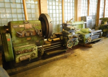 Продам токарно-винторезный станок VDF тип 165