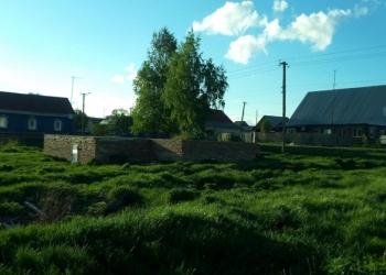 Продам участок в с. Саловка в 15км от Пензы (выезд от Тепличного)