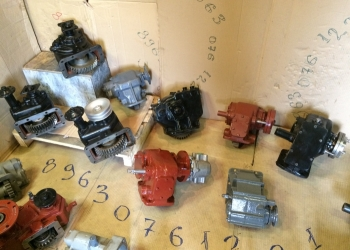 Коробки Отбора Мощности на РК а/м ЗИЛ-131, ГАЗ-66; УАЗ; КАМАЗ.