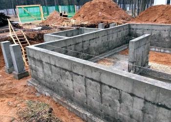 Изготовление фундамента под дом под ключ Пенза