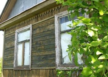 Садовый участок 6 соток с деревянным домиком в дер.Верхние Присады