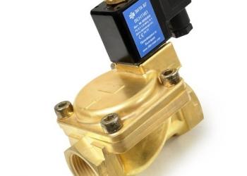 Клапан электромагнитный тип 0955500 Ду 25 катушка 220V/50Hz