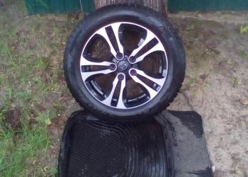 Зимние колеса на Киа Сид