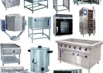 Оборудование для пекарен, кафе и реторанов