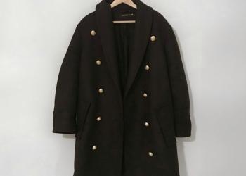 BALMAIN FOR H&M новое зимнее оригинал пальто
