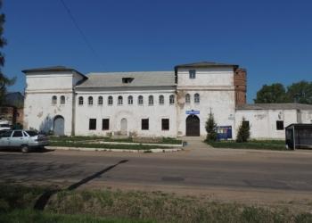 Продам коммерческое помещение, 1094 м2, Марий Эл, Козьмодемьянск  Гагарина 4
