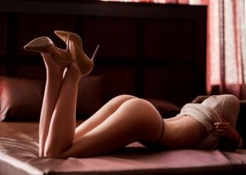 эротический массаж (строго без интима!!)