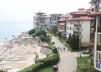 """Продается двухуровневый апартамент в курортном комплексе """" Райский сад"""""""