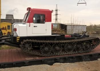 ТТ-4 Новый Лесозаготовительная техника