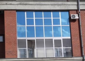 Тонирование окон, витрин, лоджий, офисных перегородок. Солнцезащитная пленка