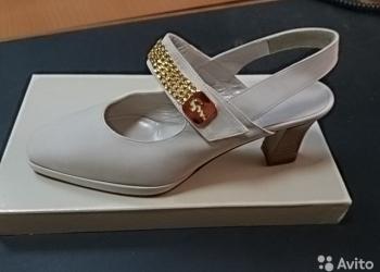 Женские туфли сделано в Италии