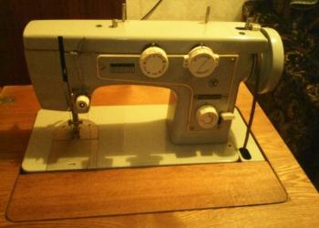 швейная машинка Подольск 142 тумба