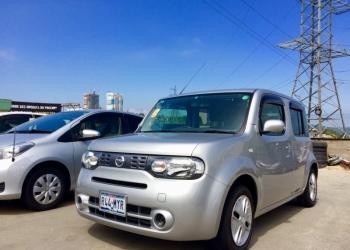 Nissan Cube, 2012 V-1500 Б/П