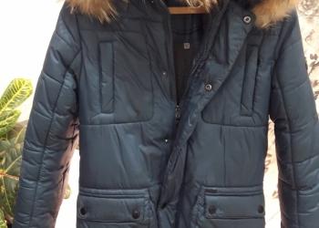 Куртка аляска Pulka подростку бренд Италии