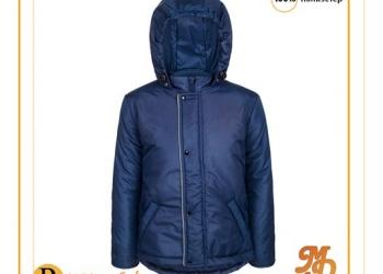 Куртка болоньевая для мальчика на синтепоне