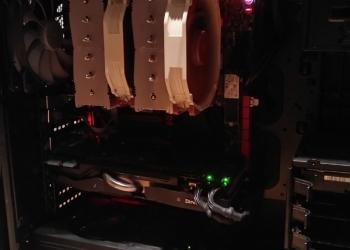 Компьютер Intel i7-5930K память 16 GB/3Tb/3Gb NVidia