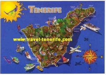 Райский остров Тенрифе