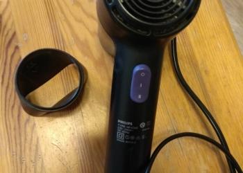 Фен Рhilips Silence 1000 тип HP4349