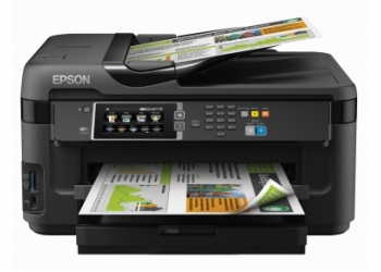 МФУ Epson WorkForce WF-7610