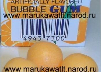 Жевательная резинка недорого марукава жвачка marukawa