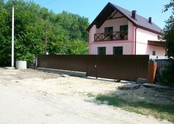 Новый двухэтажный Дом 140 кв.м. на участке 5,5 соток