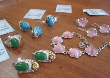 Серебро оптом ювелирные изделия  работаем так же посылками по всей России